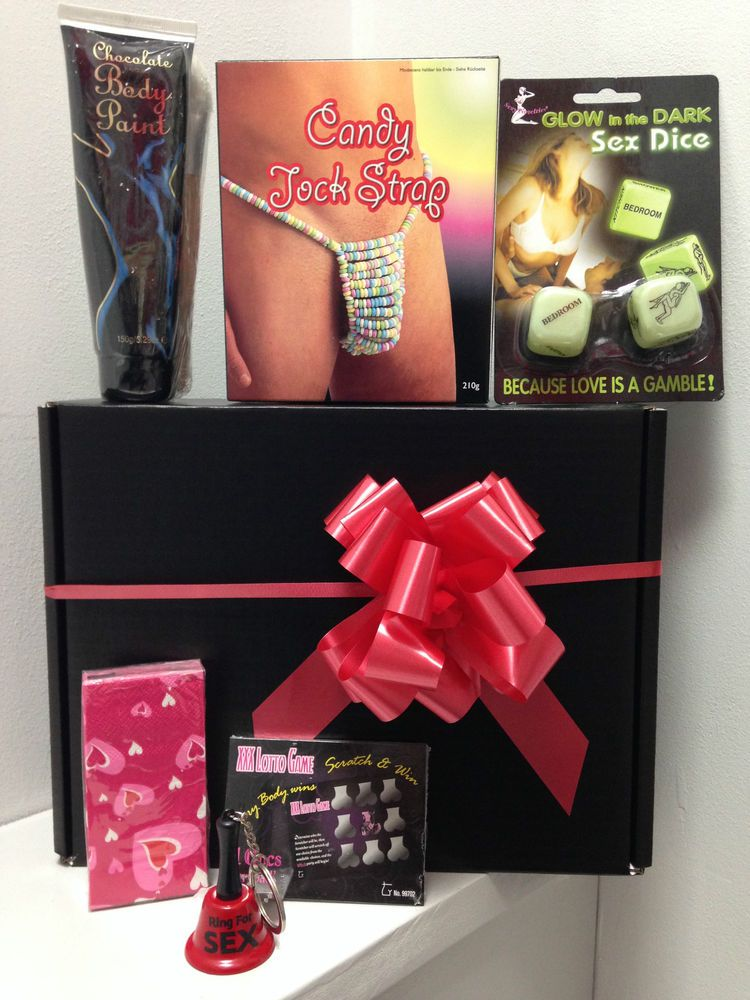 valentine gift sexy him idea