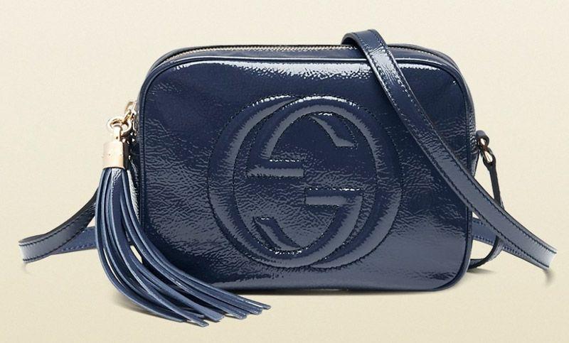 51ecb18faf Borse Gucci primavera estate 2014 | Bags | Soho disco bag, Gucci ...