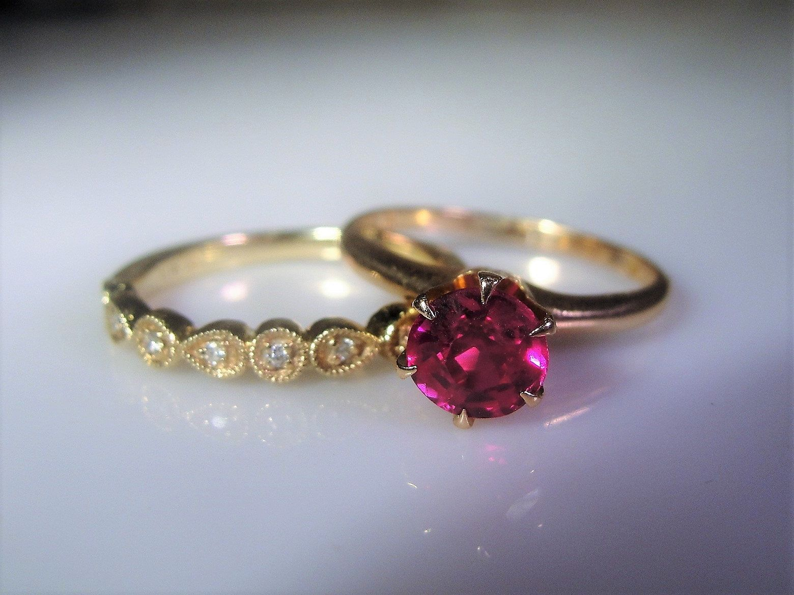 40+ Ruby wedding band meaning info