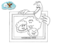 Family Photo Coloring Page The Remarkable Friendship Of Aristotle Burgoo Coloring Pages Color Family Photos