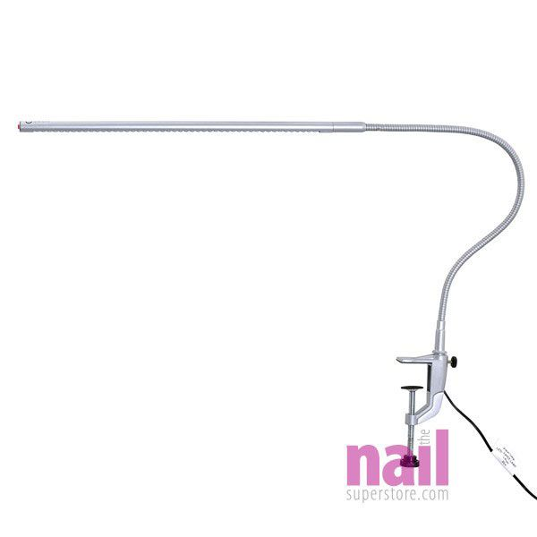 Eurostyle Slim Led Manicure Table Lamp White Soft Natural Daylight 100 240v Each Manicure Table Manicure Station Nail Room