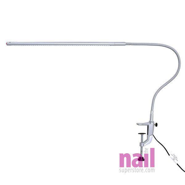 Eurostyle Slim Led Manicure Table Lamp White Soft Natural