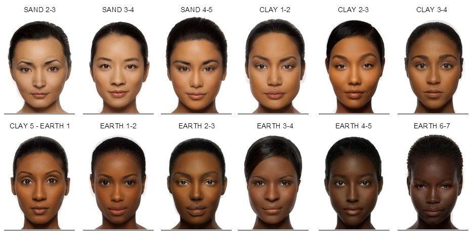 Iman Cosmetics Shade Chart Product Junkie Pinterest Iman Cosmetics