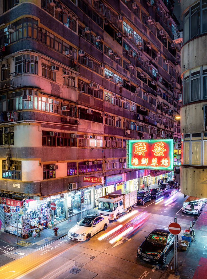Relive The Sights And Smells Of Old Hong Kong Through My Photographs Hong Kong Cyberpunk City City Architecture