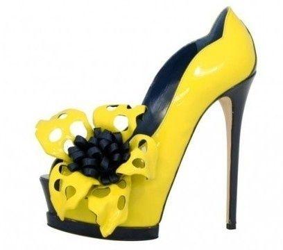 Gianmarco Lorenzi shoes.