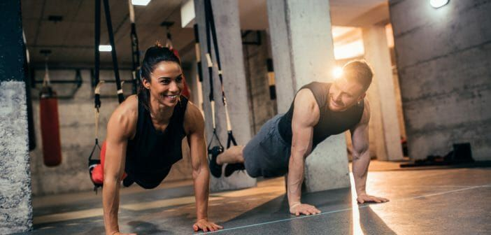 La musculation : idéal pour enlever les poignées d'amour