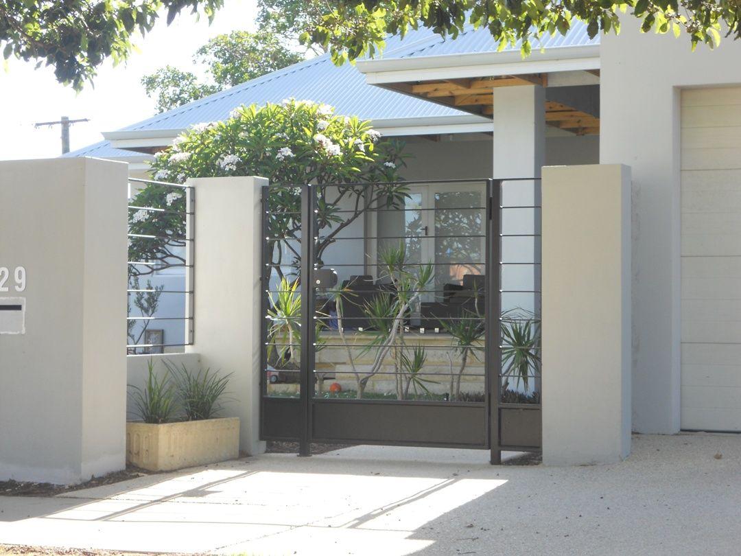 Gate designs for homes modern gates design home tattoo ...