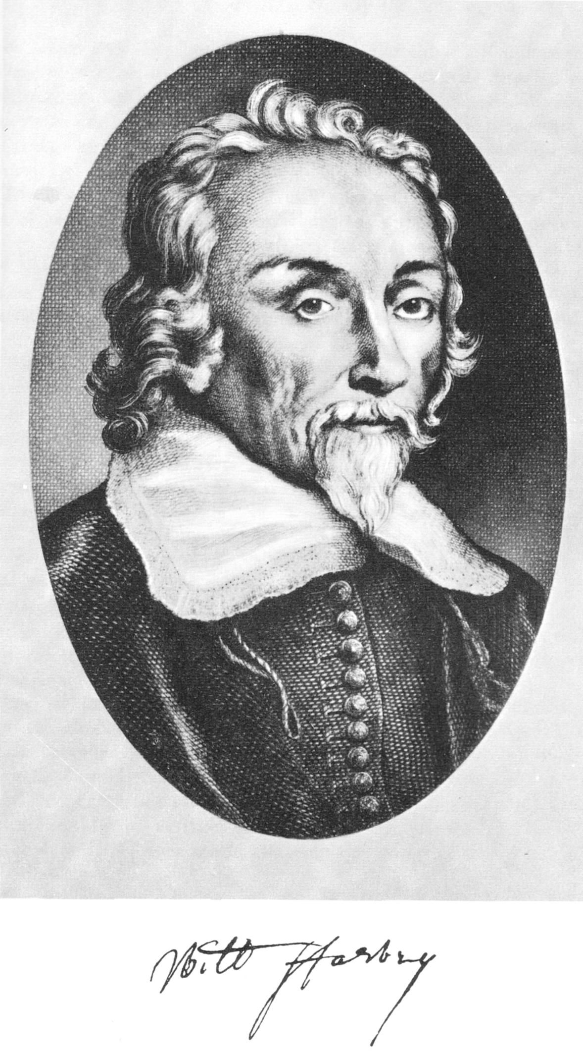 William Harvey, a physician, understood human anatomy and changed ...