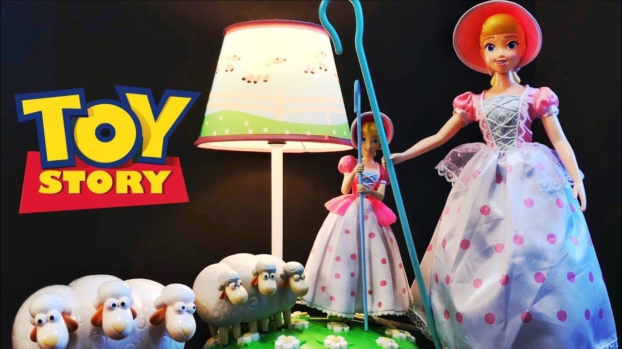 Toy Story Bo Peep Lamp Review Lamp Toy Story Toys