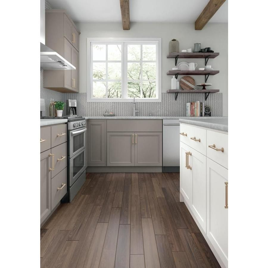 Diamond Now Wintucket 30 In W X 30 In H X 12 In D Truecolor Cloud Door Wall Stock Cabinet Lowes Com In 2020 Kitchen Remodel Small Kitchen Design Small Kitchen Design