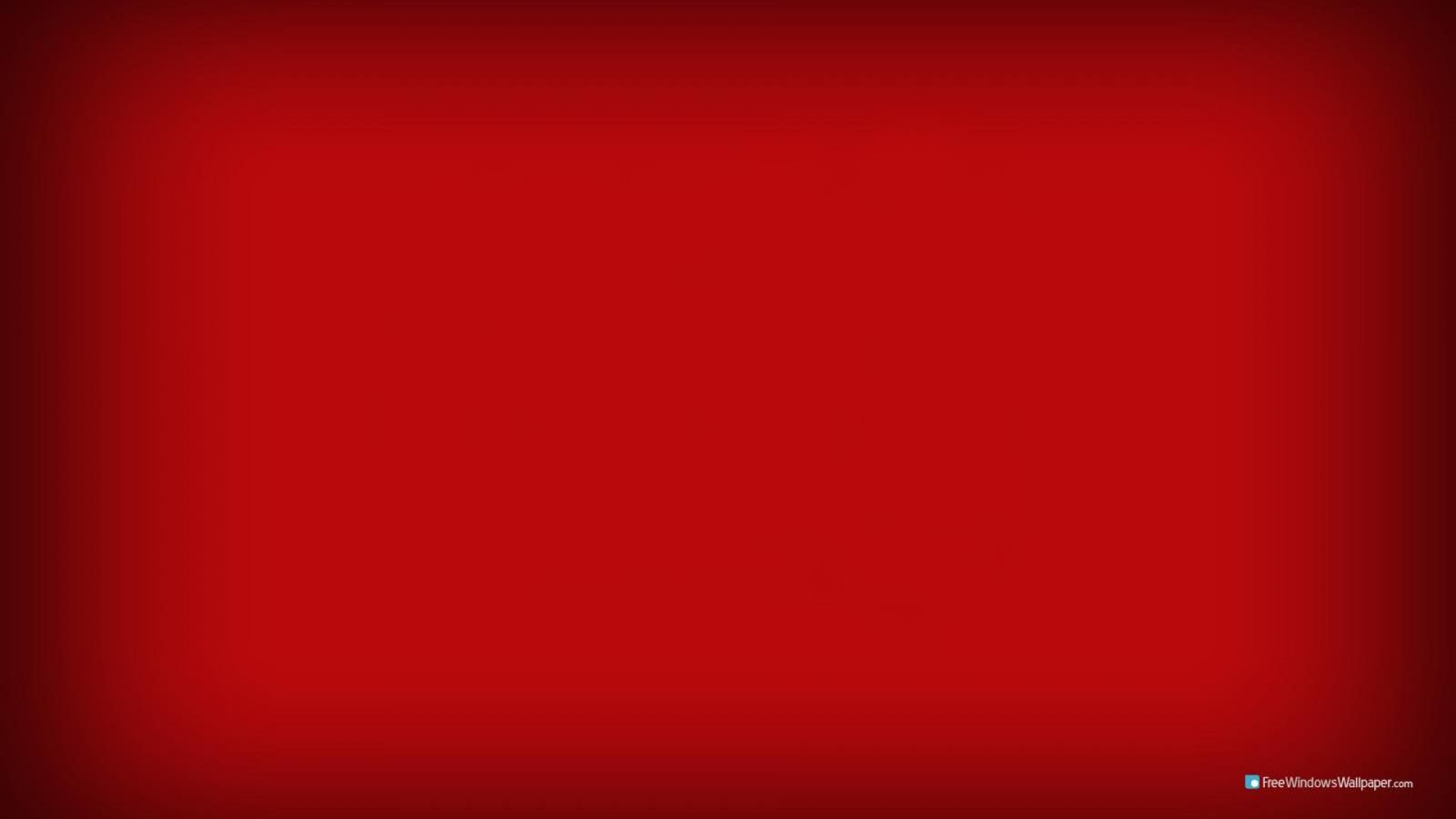 solid color backgrounds 1600x900 solid red wallpaper