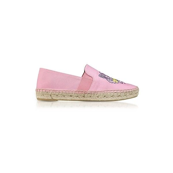 Kenzo Designer Shoes, Classic Canvas Women's Tiger Espadrilles