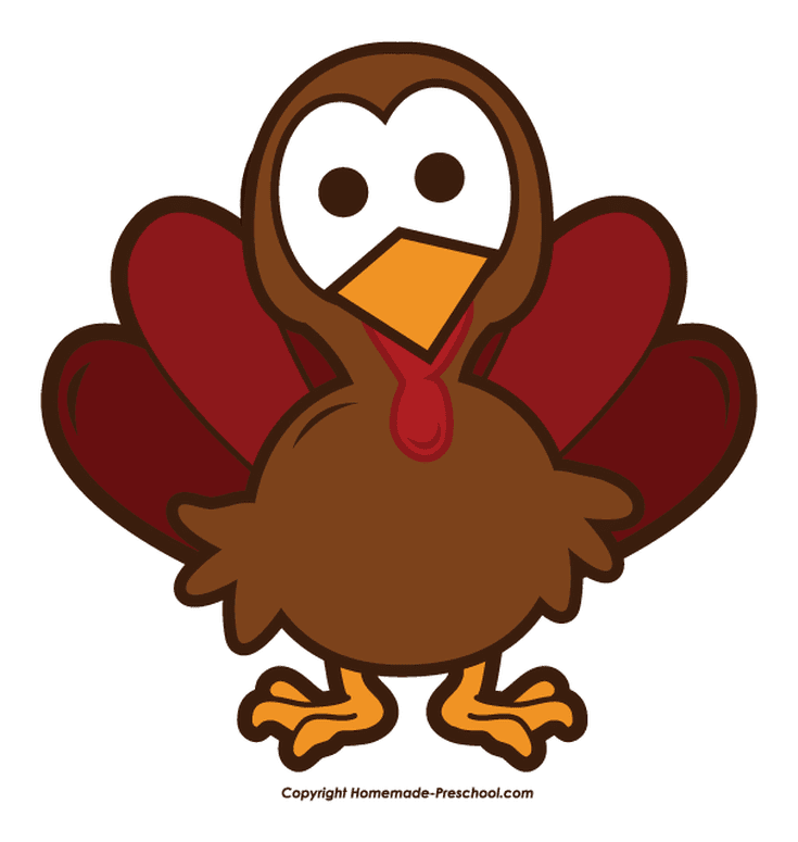 Free Thanksgiving Clipart Images Black And White Turkey Clip Art Thanksgiving Clip Art Thanksgiving Drawings