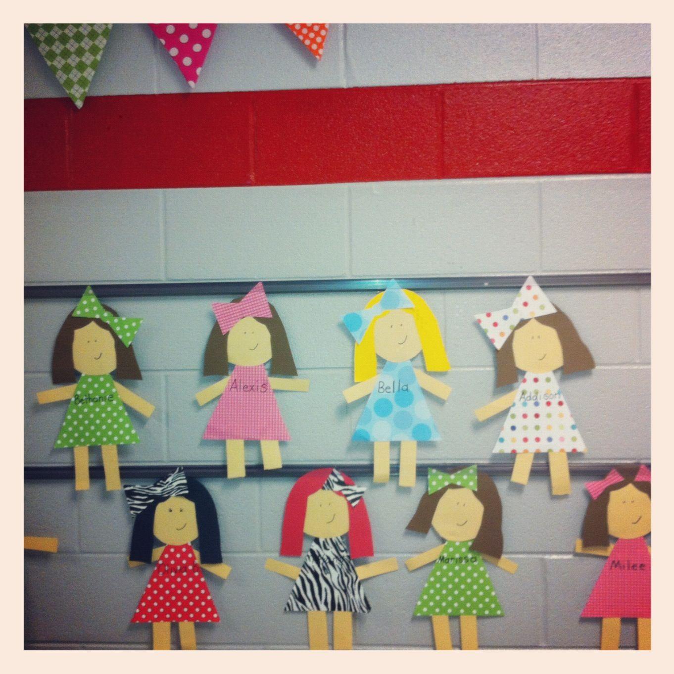 Scrapbook ideas kindergarten - Mrs Cox S Kindergarten Class First Day Activity