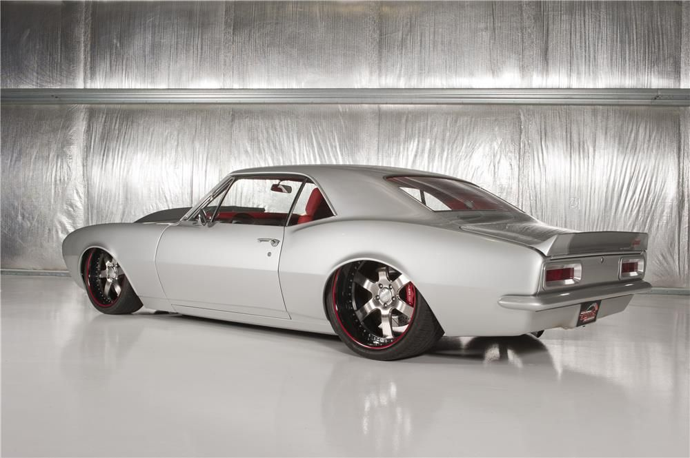 BecauseSS 1967 CAMARO Pro-built with Fast fuel injected 468