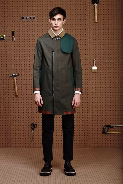 Band of Outsiders, Look #4