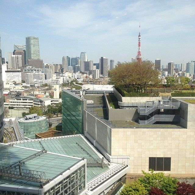 #tokyo #now #saturday #sunny #chantaltvradar   CHANTAL.TV   a real time avant-garde fairy tale Photo by Guido Voss