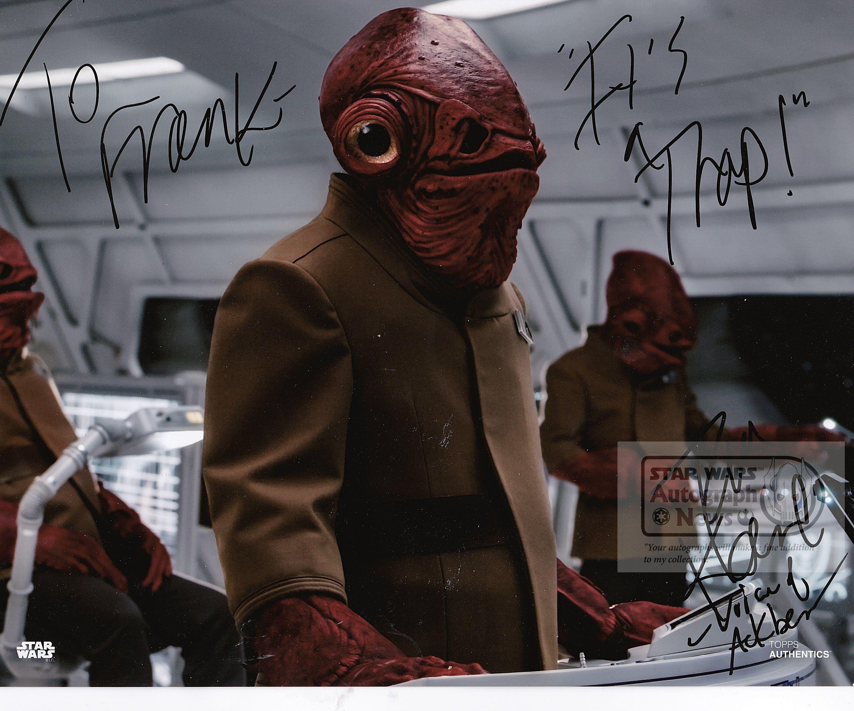 Tom Kane Tom Kane Admiral Ackbar Star Wars Memes