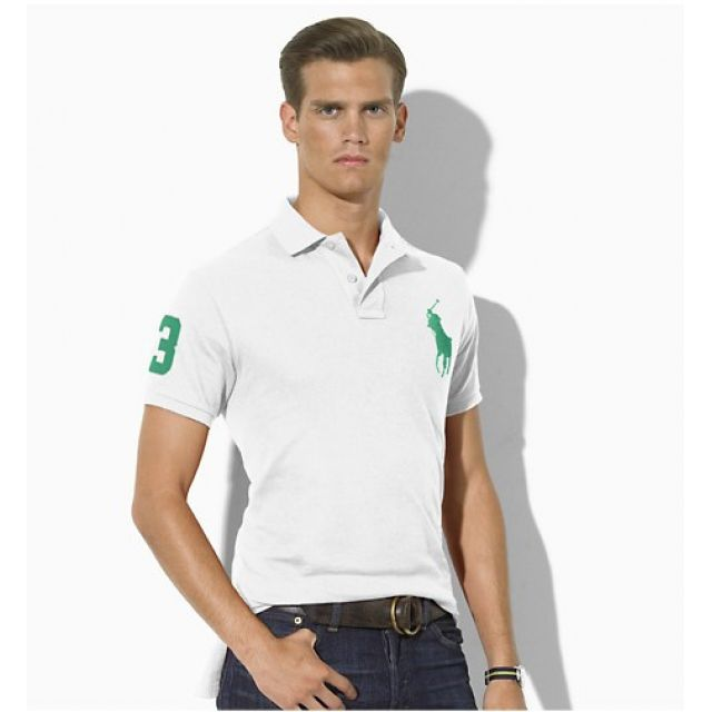 Buy Ralph Lauren Mens Big Pony Polo T Shirts