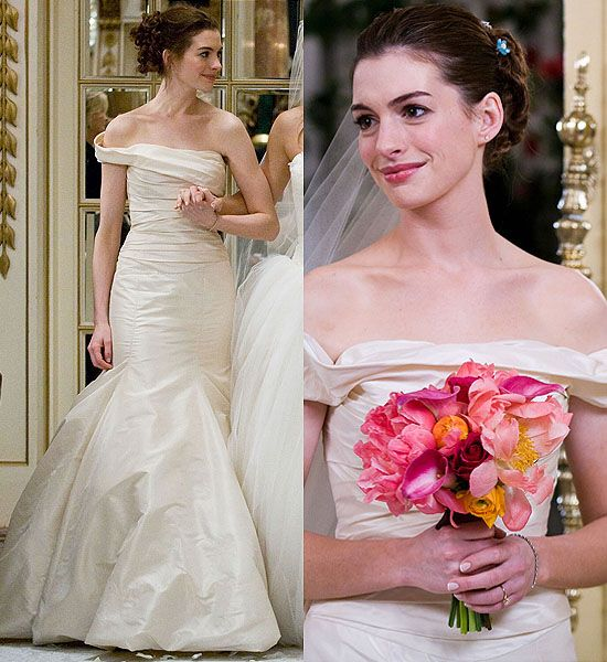 Anne hathaway bride wars wedding dress fave style movie series anne hathaway bride wars wedding dress junglespirit Gallery