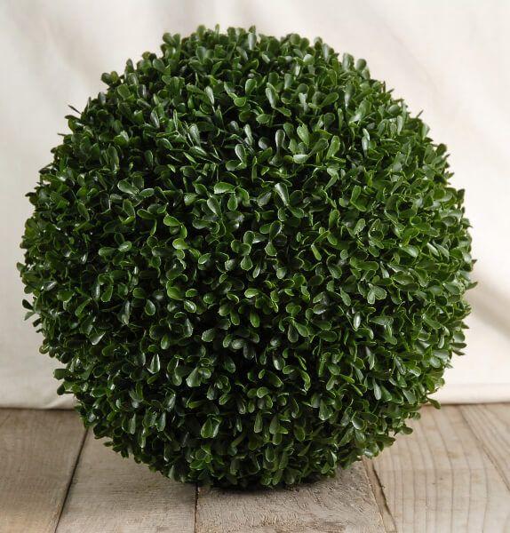 Boxwood Balls 11 Inch Moss Grass Artificial Boxwood Artificial