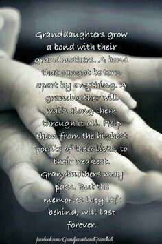 Grandma Granddaughter Grief And Loss Grief Grandmother Quotes