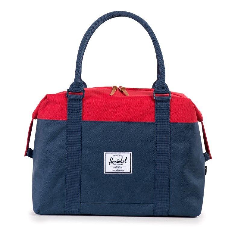 d1284e1999e Duffle bag Strand navy red  Herschel Classics
