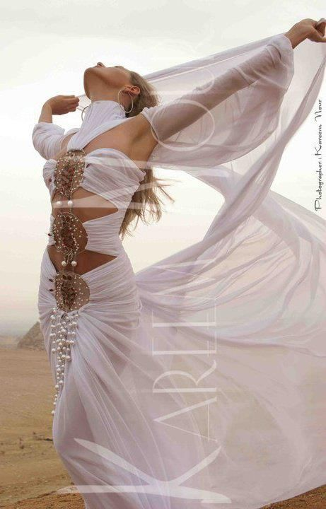 Belly Dancing Outfit Dance Study In Body Movement Vestidos