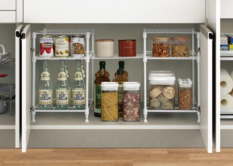キッチン収納グッズ ニトリ公式通販 家具 インテリア 生活雑貨通販