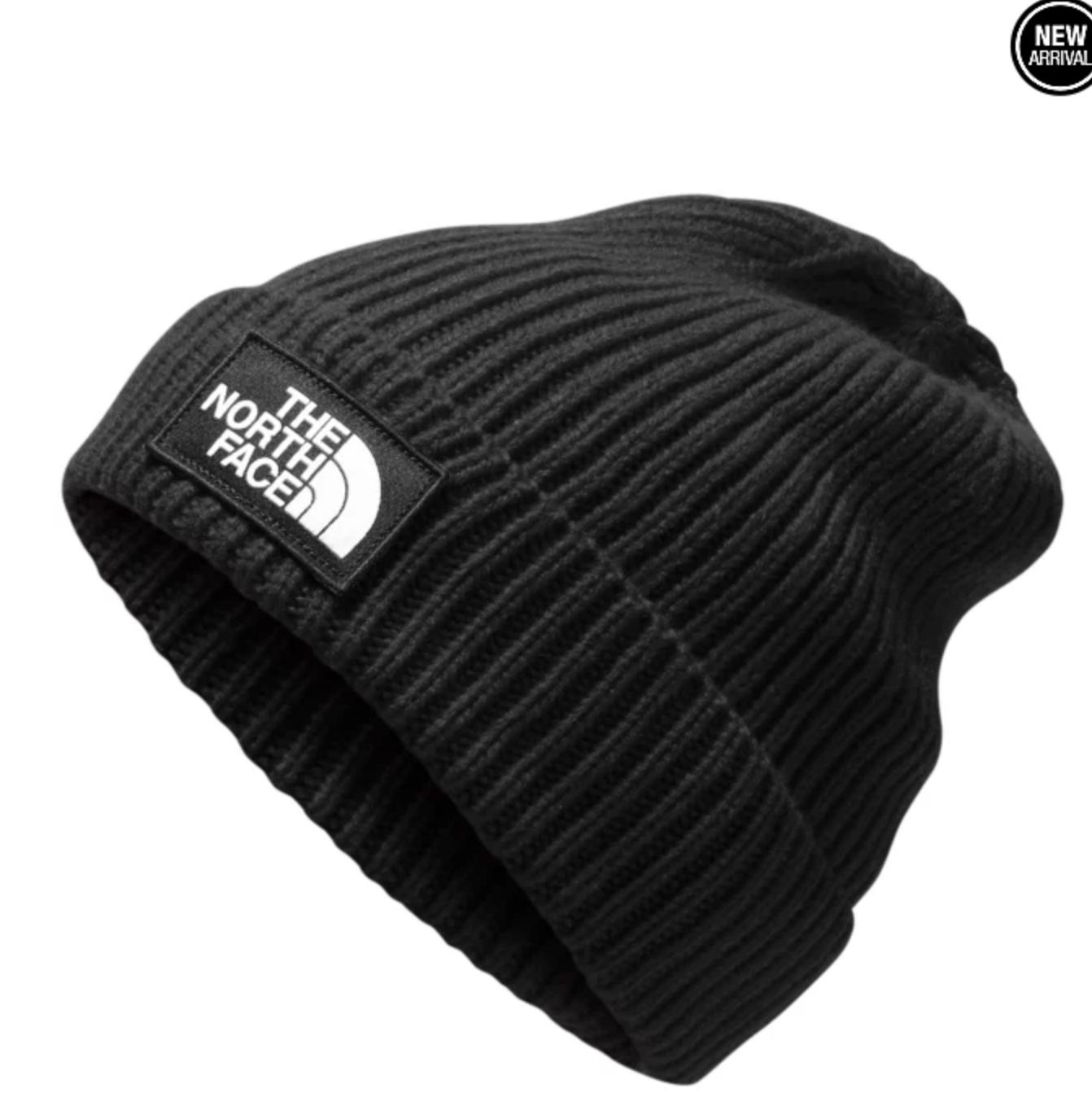 Tnf Logo Box Cuffed Beanie The North Face In 2020 North Face Coat North Face Hat North Face Tnf