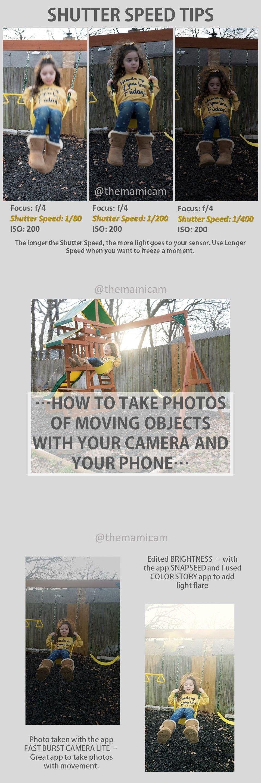 Photo tips - Photography tips - Shutter speed - Photo blog - Photography - Kids photography - ISO - Shutter speed tips - Themamicam / Valentina Meza - Kohnenkampf #photographytips