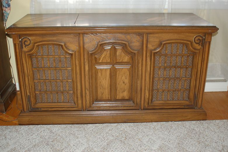 stereo cabinet vintage magnavox vintage console stereo antiques 26792
