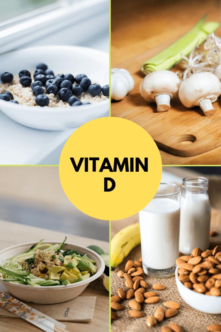 Vegan Vitamin D Supplements and Foods Vegan vitamin d