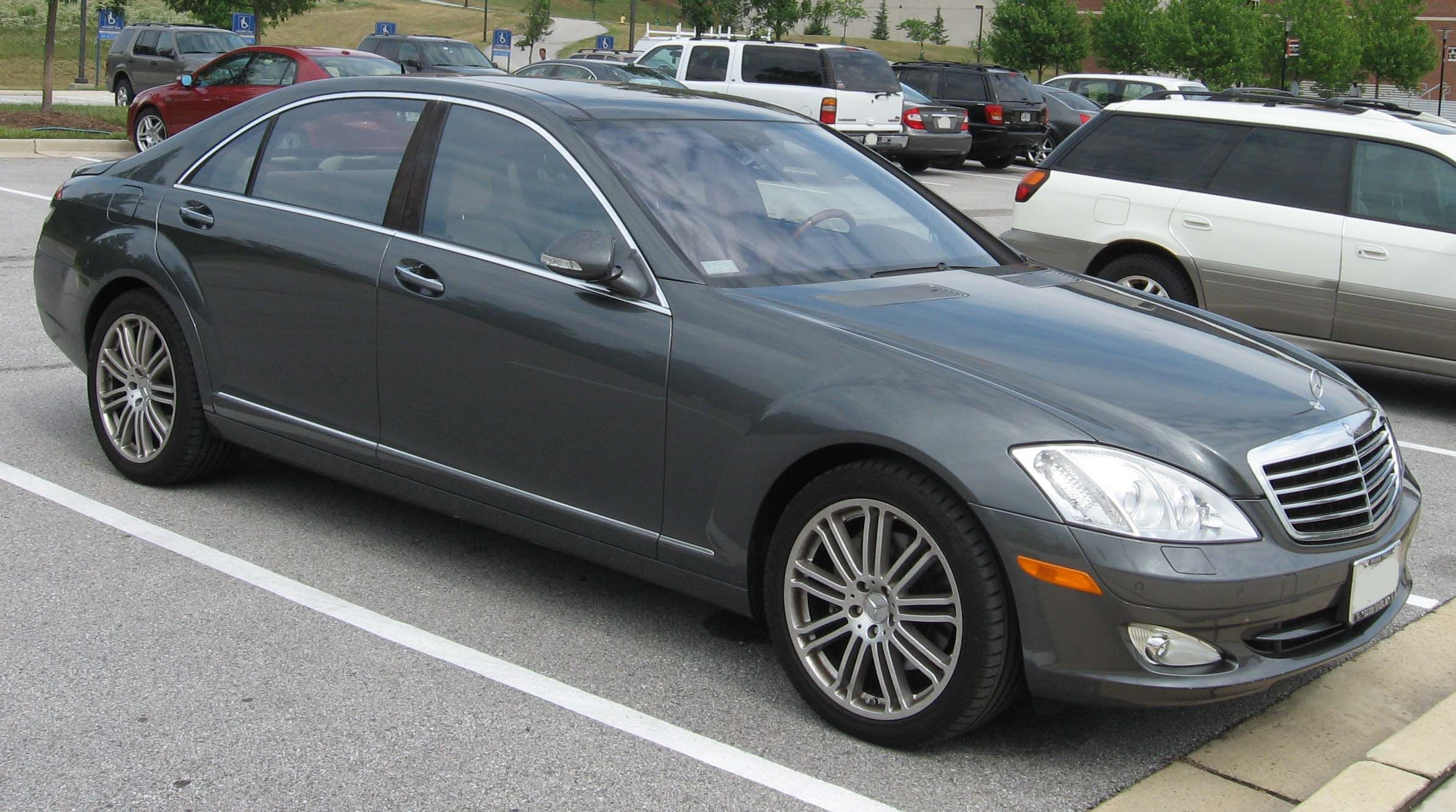 2007 S550 for Sale