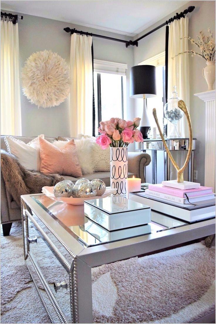 41 Gorgeous Girly Apartment Decorating Ideas Apartment Decor