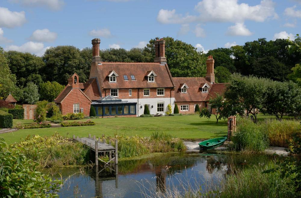 Victorian Farm refurbishment, Hampshire | Private Architects | ADAM Architecture
