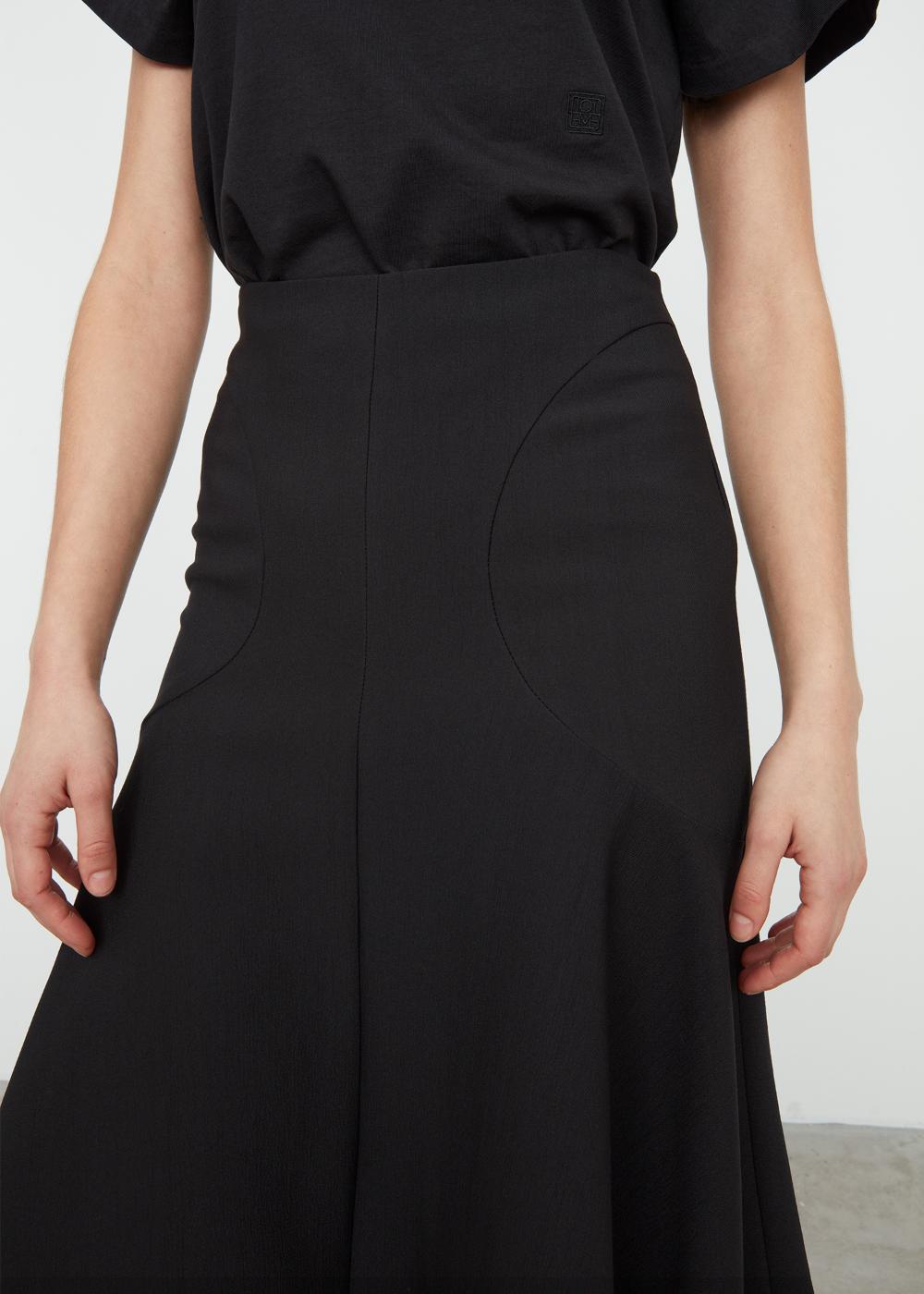 Toteme Dresses Skirts Dress Skirt Dresses Skirts [ 1400 x 1000 Pixel ]