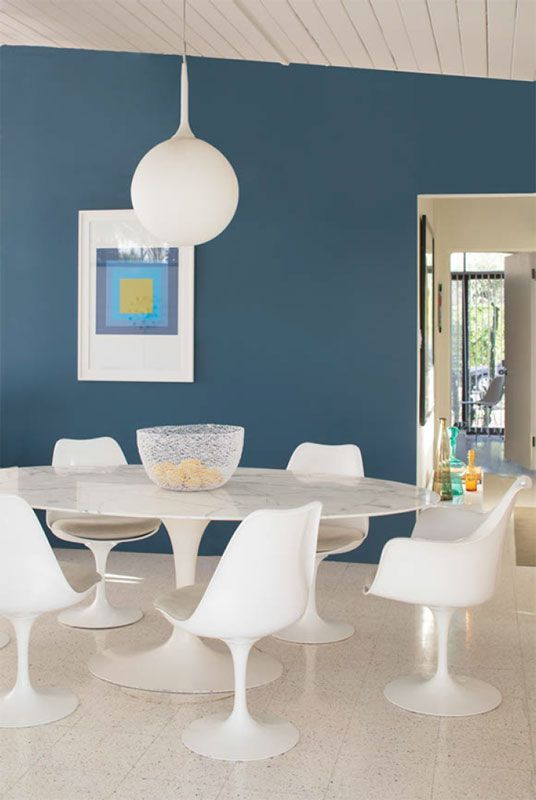 peinture couleurs tendance en 2015 d co maison pinterest couleur tendance benjamin moore. Black Bedroom Furniture Sets. Home Design Ideas