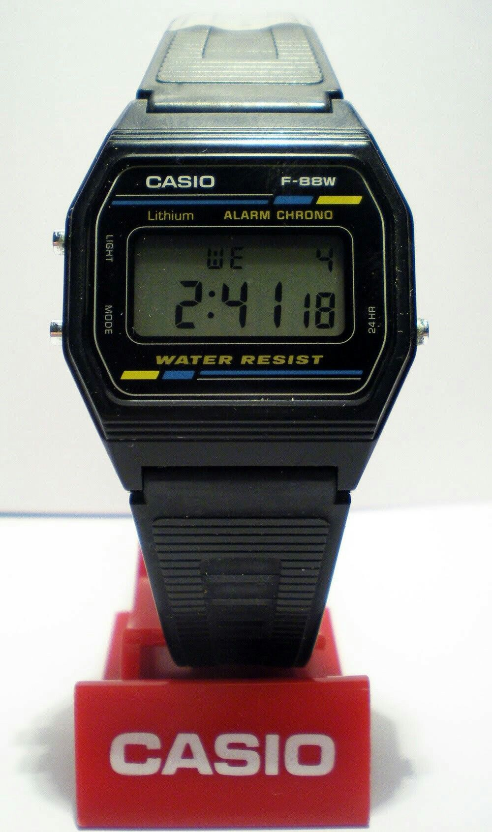 Casio F 88w Casio Vintage Watch Casio Vintage Watches