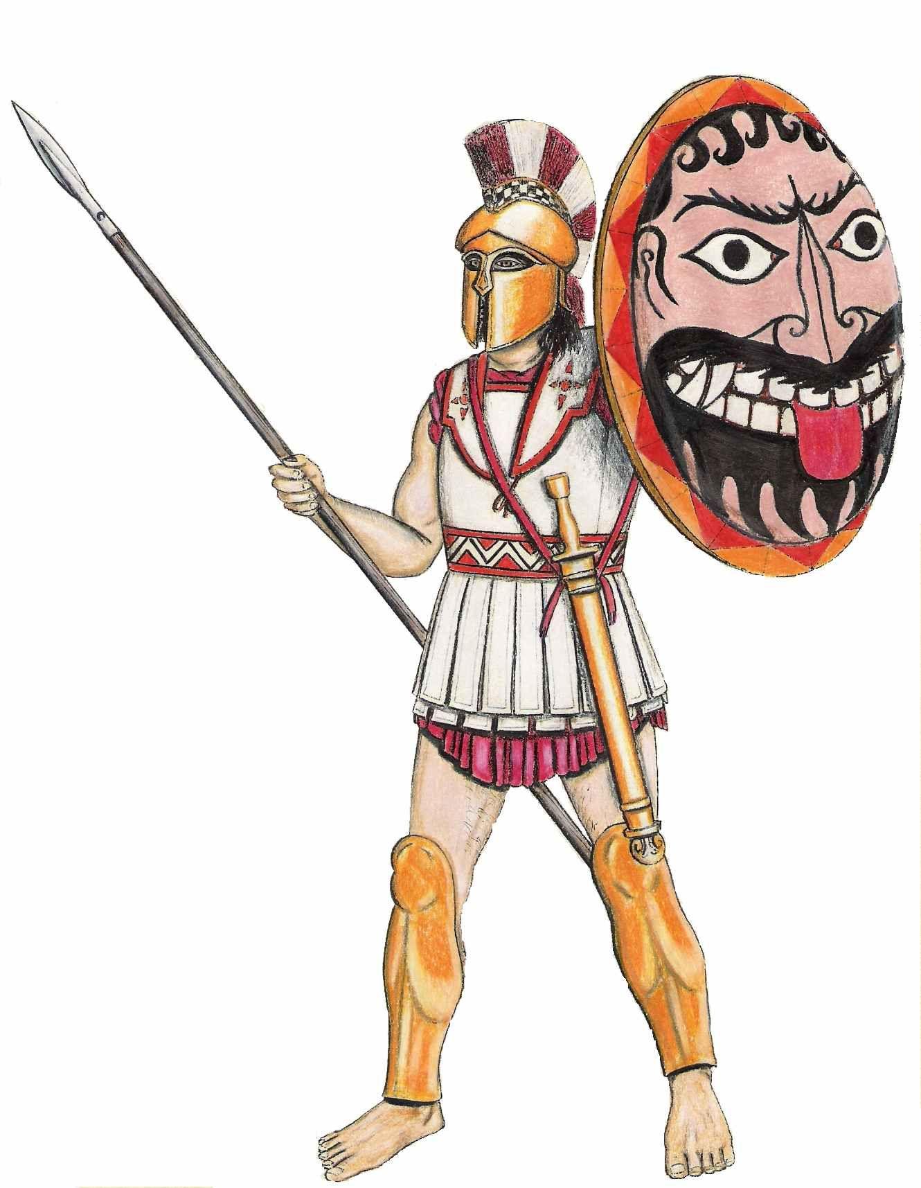 Hoplite | Hoplites - Citizen-Soldiers | Pinterest | Search