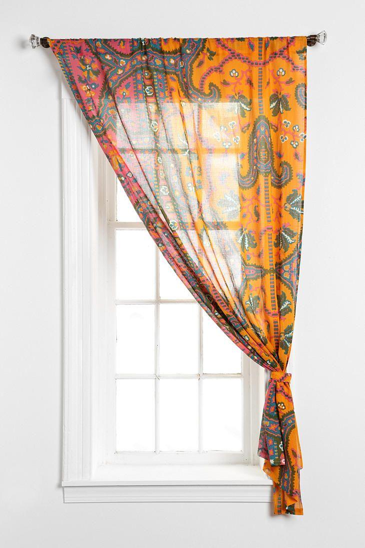 Magical Thinking Frame Curtain