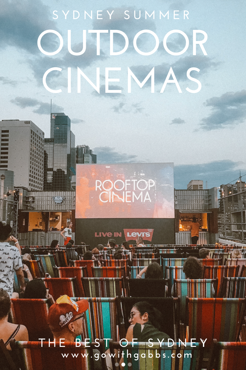 Sydney Outdoor Cinema Outdoor cinema, Open air cinema