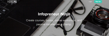 Regina Anaejionu - Infopreneur Ninja - Workshops for Humans If you have knowledge, skills, and passion for a certain topic that really excites you . . . and you want to make money helping people, this is the class for you. Chances are youre already an infopeneur or are on your way to becoming an infopreneursomeone who can monetize their information.