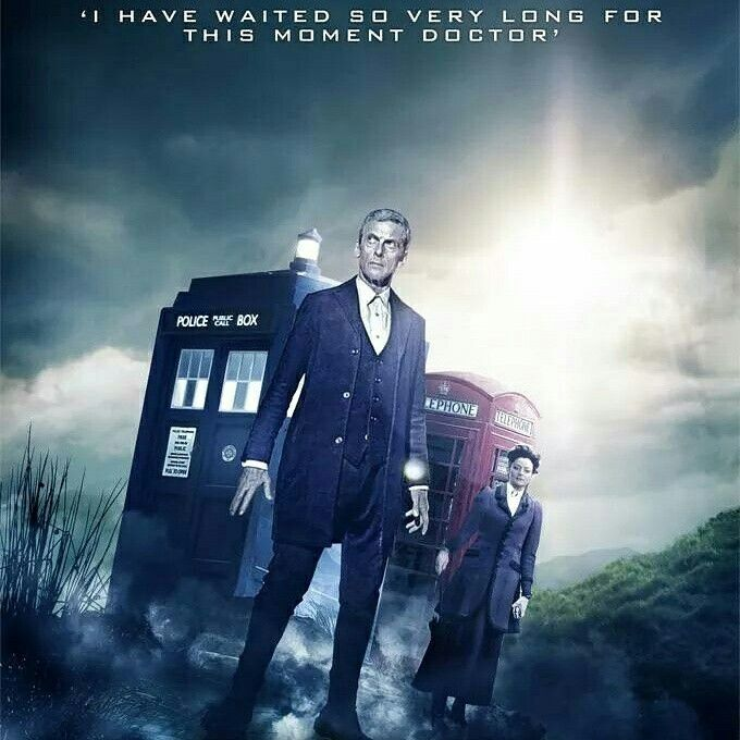 """The Twelfth Doctor and """"Missy"""""""