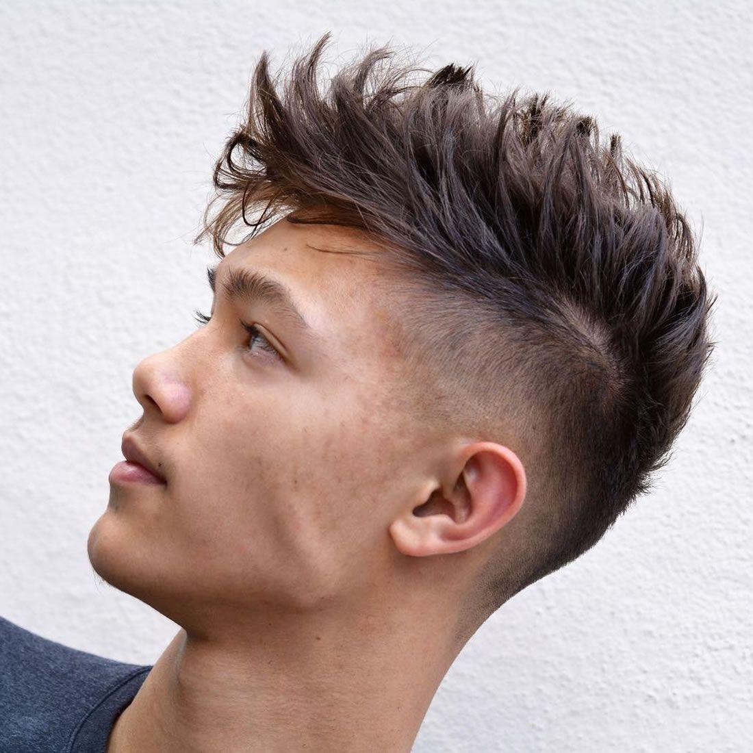 Frisuren Für Männer 2018 – 2019 Frizurák Pinterest