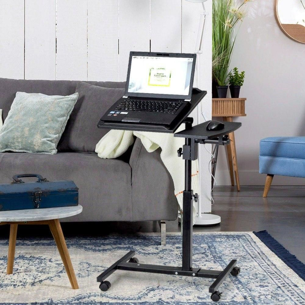 - DO-IT-YOURSELF Personal Computer Work Desk Ideas Laptop Desk For