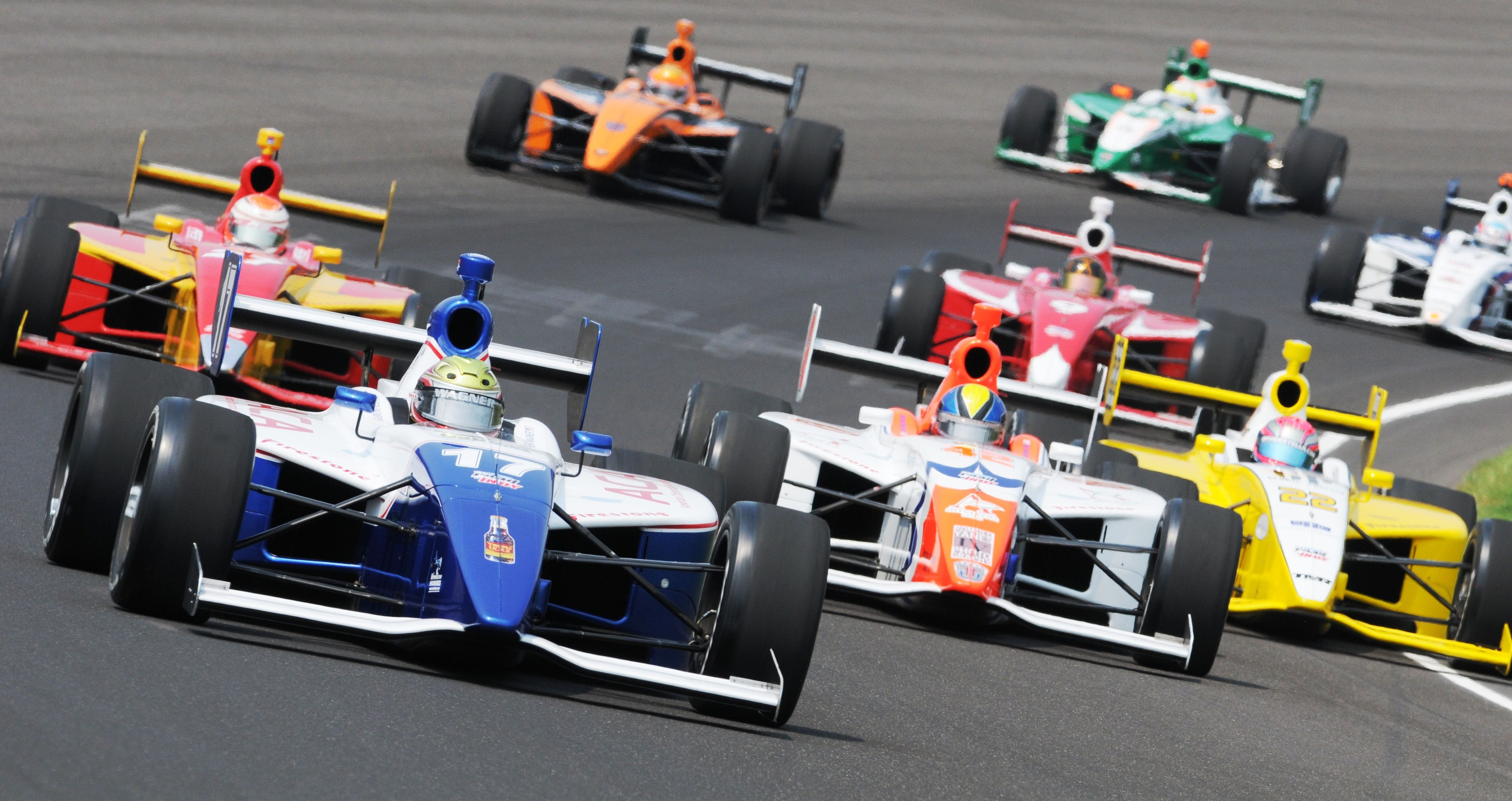 The Indianapolis 500 biggest and Exciting Car Race