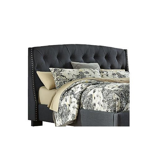 Found It At Joss Main Emelia Upholstered Headboard Tufted