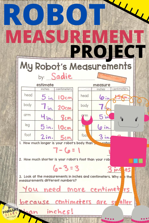 Measurement Project 2nd Grade Math Activities Measurement Activities Math Measurement 2nd Grade Math [ 1500 x 1000 Pixel ]