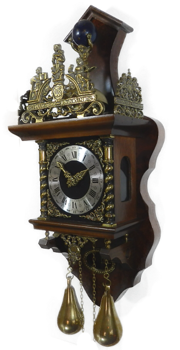 20130908 C002 Dutch Warmink Zaanse Clock 17 Clock